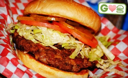 $15 Groupon to Patty Shack Burgers - Patty Shack Burgers in Grand Prairie