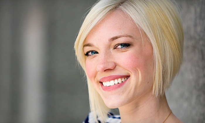 Savvy Salon - Weatherstone: $125 for Facial with Haircut, Color, Style, and Deep-Conditioning at Savvy Salon in Clearwater (Up to $250 Value)