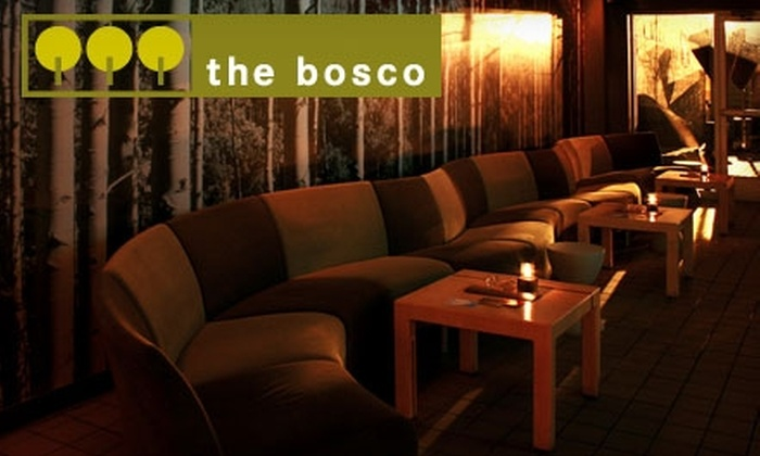 the bosco - Downtown Ferndale: $10 for $20 Worth of Drinks Thursday–Saturday or $25 Worth of Drinks on Wednesday at The Bosco