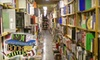 Hyde Brothers, Booksellers - Bloomingdale: $7 for $15 Worth of Books at Hyde Brothers, Booksellers