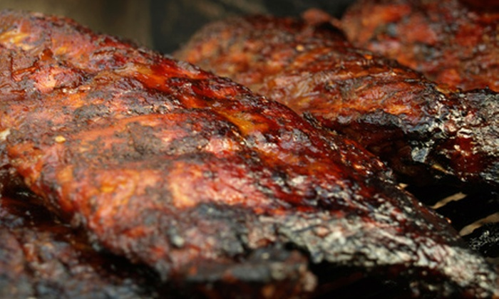 Rib-licious - Edge: $10 for a Barbecue Meal for Two at Rib-licious ($23.98 Value)