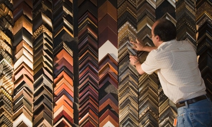 Merion Art & Repro Center - Ardmore: $45 for $100 Worth of Custom Framing at Merion Art & Repro Center in Ardmore