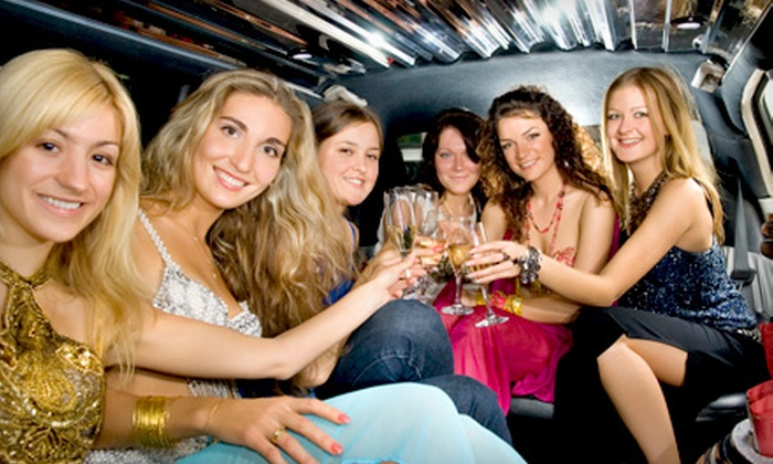 A Dream Limousine - Detroit: $99 for Two Hours on a Party Bus from A Dream Limousine ($200 Value)