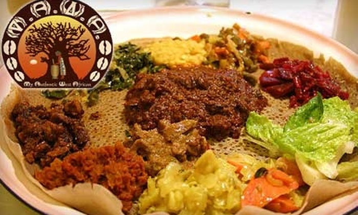 Mawa's Taste of Africa - Morrisville: $8 for $20 Worth of African Fare at Mawa's Taste of Africa