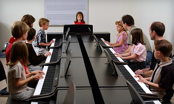 Eugene Piano Academy - Market District: $15 for Two Group Piano Classes at Eugene Piano Academy (Up to $37 Value)