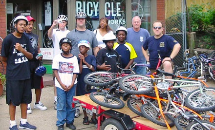 $20 Donation to St. Louis BicycleWorks - St. Louis BicycleWorks in St. Louis