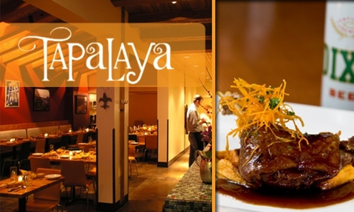 Tapalaya - Portland: $15 for $30 Worth of Flavor-Charged Tapas at Tapalaya