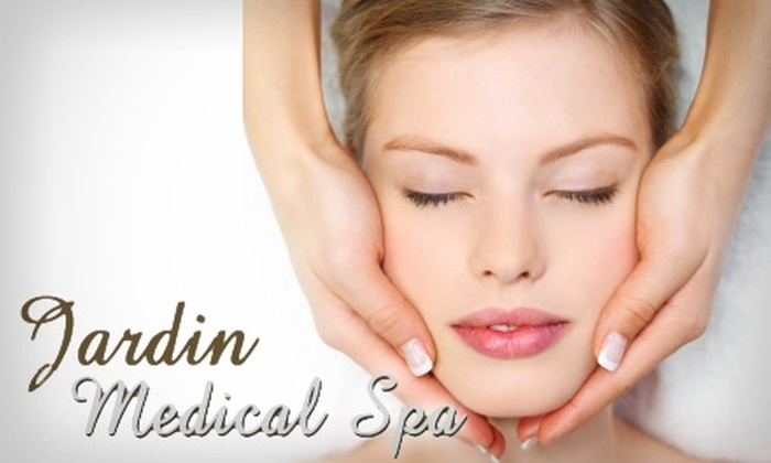 Jardin Medical Spa - Bala Cynwyd: $50 for a Chemical Peel or Microdermabrasion at Jardin Medical Spa ($100 Value)