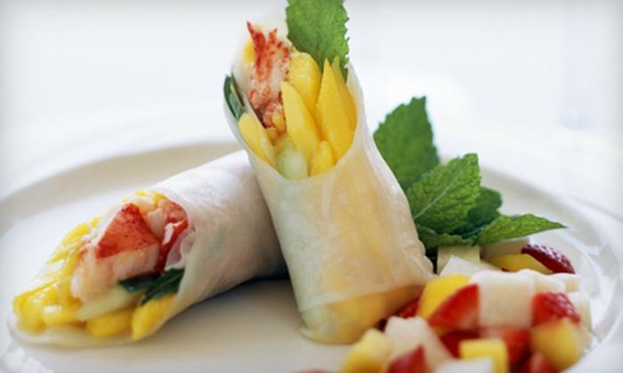 Bangkok Thai - Park City: $39 for a Three-Course Dinner for Two at Bangkok Thai in Park City (Up to $82.99 Value)
