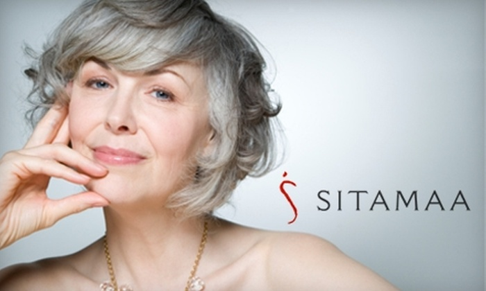 Sitamaa Day Spa - Toronto (GTA): $149 for Six Spider-Vein, Sunspot, or Other Pigmentation Removal Treatments at Sitamaa Day Spa ($1,440 Value)