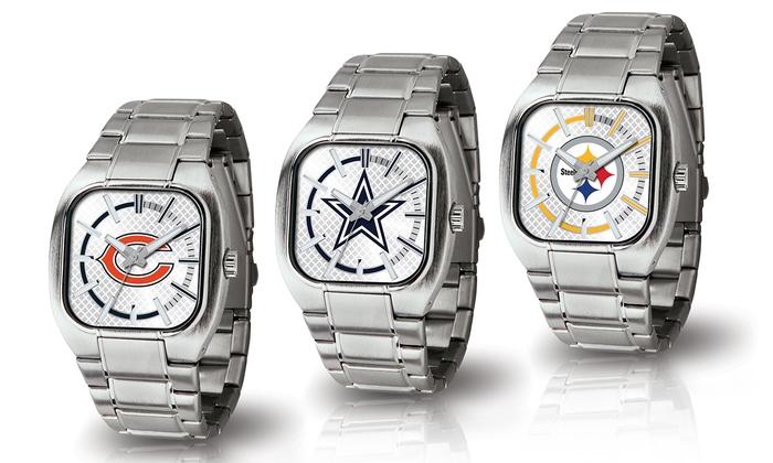 NFL Turbo Watch with Team Logo: NFL Turbo Watch with Team Logo