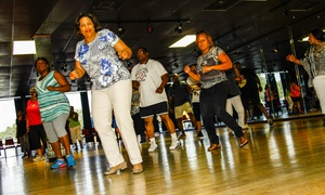 410 Line Dancers: Two Dance Classes from 410 Line Dancers (74% Off)