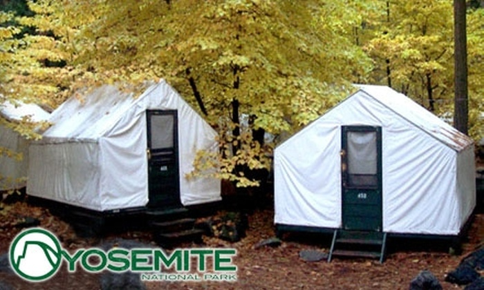 Yosemite National Park : yosemite curry village tent cabins - memphite.com