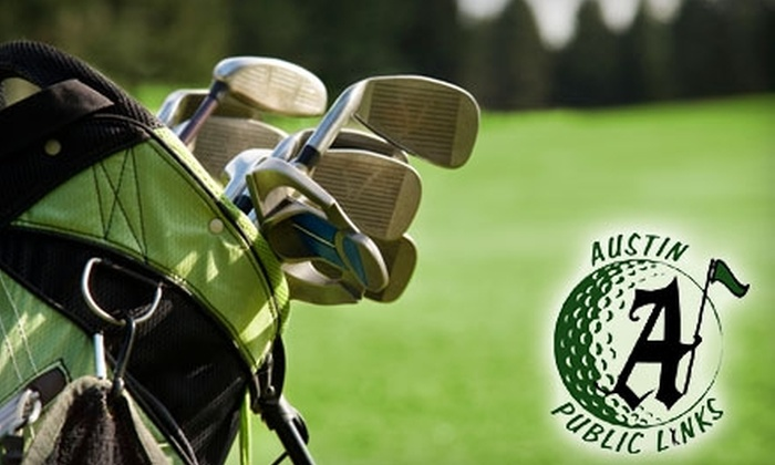 Jimmy Clay or Roy Kizer Golf Courses - McKinney: $50 for Round of Golf for Two, Cart, and Large Bucket of Practice Balls at Jimmy Clay or Roy Kizer Golf Courses (Up to $102 Value)
