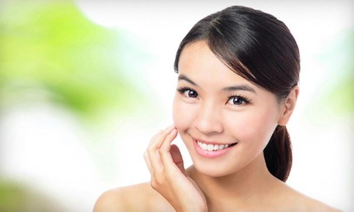 Blush Advanced Skincare & Spa - Greensboro: Facial or Nonsurgical Facelift at Blush Advanced Skincare & Spa in Greensboro (Up to 57% Off)