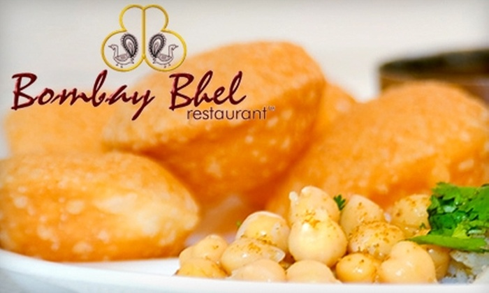 Bombay Bhel - Willingdon Heights: $15 for $30 Worth of Indian Fare and Drinks at Bombay Bhel in Burnaby