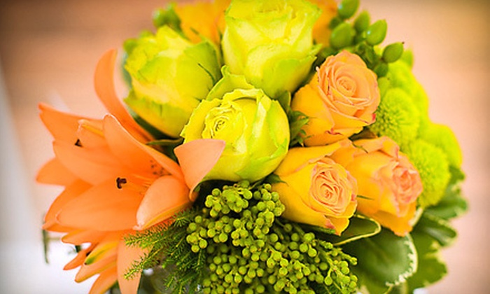 Petals by Cary - Centennial: $20 for $40 Worth of Flowers from Petals by Cary in Redwood City