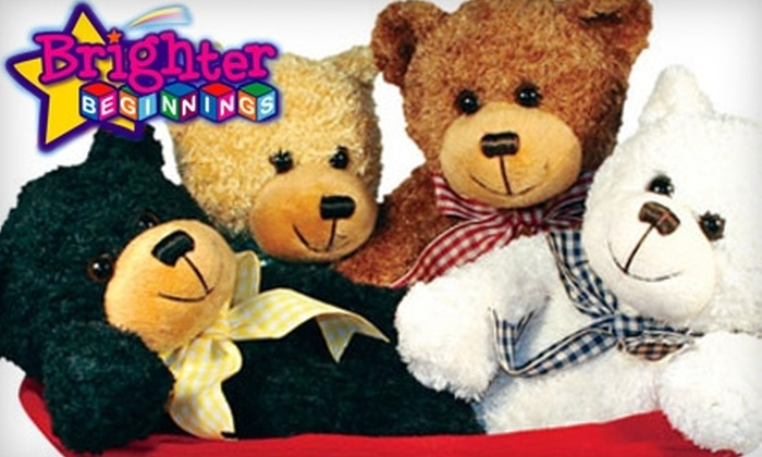Brighter Beginnings: $10 for $25 Worth of Toys and Games from Brighter Beginnings