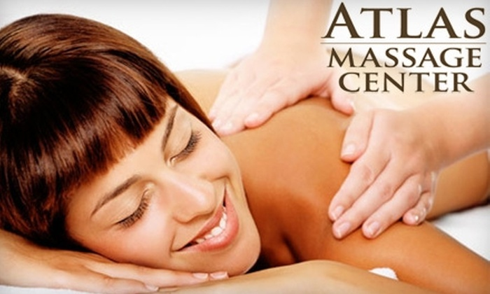 Altas Chiropractic and Message Center - Pacific Heights: $45 for a 60-Minute Massage at Atlas Chiropractic and Massage Center (Up to $105 Value)