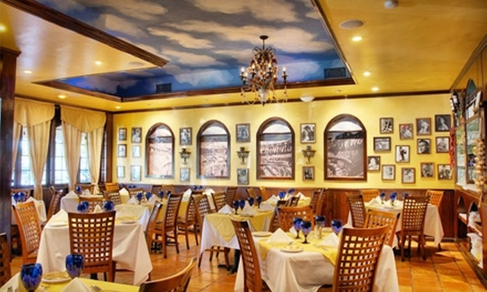 Café Vico - Lake Ridge: $25 for $50 Worth of Italian Cuisine and Drinks at Café Vico