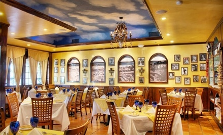 $50 Groupon to Cafe Vico - Cafe Vico in Fort Lauderdale
