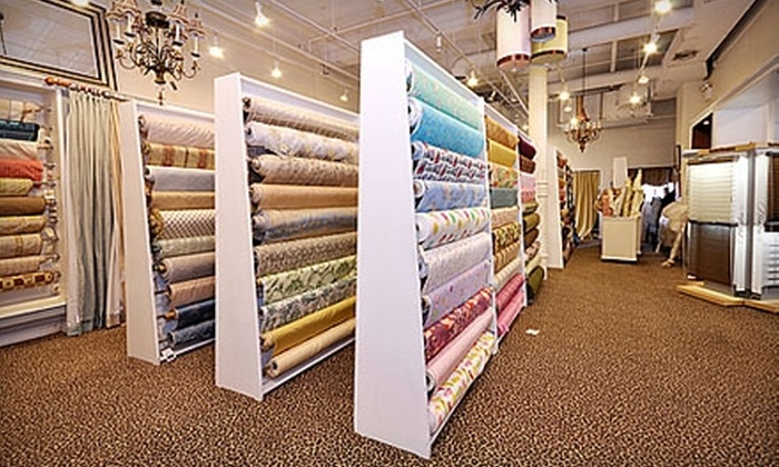 Zarin Fabrics - Lower East Side: Half Off Fabric at Zarin Fabrics. Choose Between Two Options.