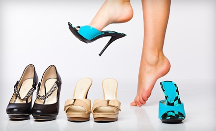 Women's Heel Repair and Shine (an $18 value) - Fina Boot & Shoe Repair in Oklahoma CIty