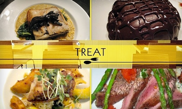 Treat  - Humboldt Park: $15 for $30 Worth of Modern Indian-Inspired Cuisine at Treat