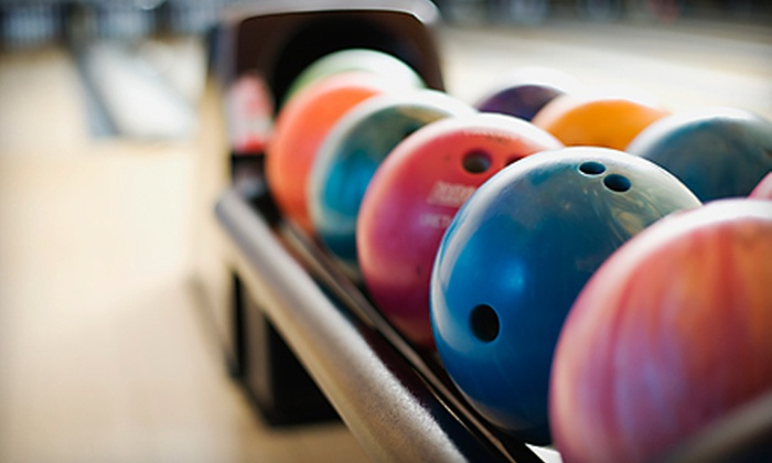 Rainbow Lanes - Paw Paw: $27 for a Bowling Outing for Four at Rainbow Lanes in Paw Paw