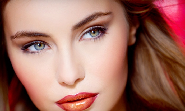 Miss Knockout - Pearl: Knockout Ultra Thick Silk Lashes or Real Mink Knockout Lashes at Miss Knockout in Portland (Up to 67% Off)