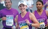 Team In Training - LLSC - Westmount: $25 for Registration and Race Training from The Leukemia & Lymphoma Society of Canada's Team In Training ($100 Value)