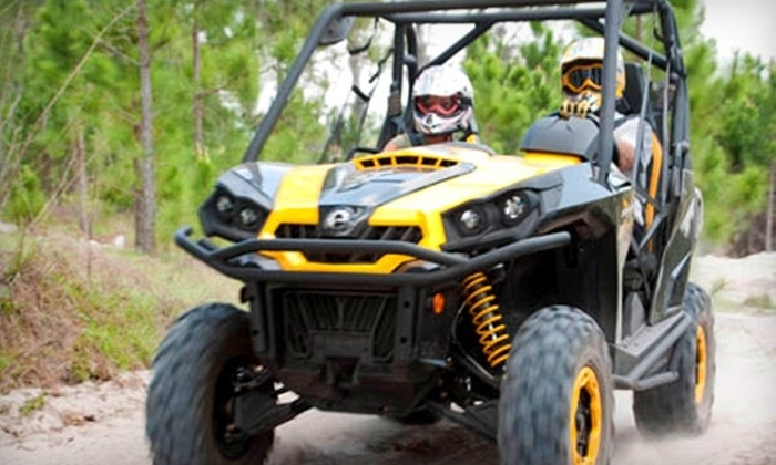 Revolution, The Off-Road Experience - Clermont: $49 for a Two-Person Dune-Buggy Experience at Revolution, The Off-Road Experience in Clermont ($112.35 Value)