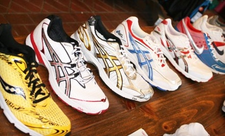 $60 Groupon to 3Sports for Running or Cycling Shoes - 3Sports in Richmond