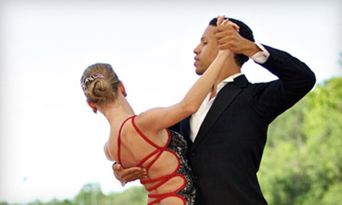 Savannah Ballroom Dancing - Oakhurst: Dance Package with Private and Group Lessons, or Three Group Classes at Savannah Ballroom Dancing (Up to 67% Off)
