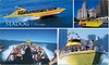 Seadog Entertainment Cruises  - Near North Side: $12 for a 30-Minute Speedboat Sightseeing Tour from Seadog Entertainment Cruises