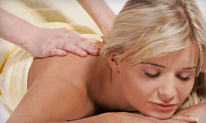 Julianna & Dane Salon and Spa - Lower Greenville: Spa Package with 50-Minute Massage and Renew Facial for One or Two at Julianna & Dane Salon and Spa (Up to 57% Off)
