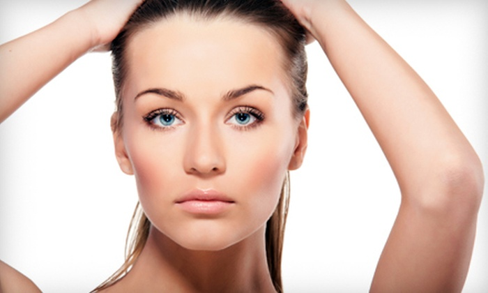 Aria Skin and Laser Spa & Somalase - Multiple Locations: One or Three Microdermabrasions with Facials at Aria Skin Laser and Spa (Up to 79% Off)