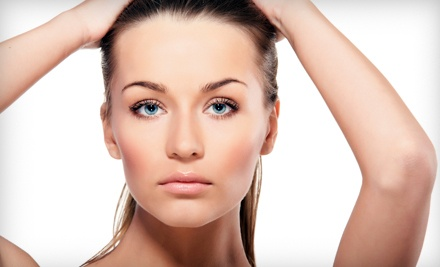 Microdermabrasion and Facial (a $160 value) - Aria Skin and Laser Spa & Somalase in Chapel Hill