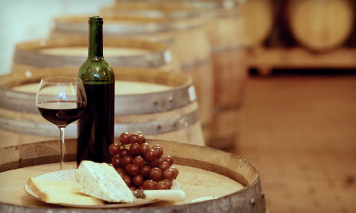 The WineMakers Cellar - The WineMakers Cellar: Wine and Cheese Pairing for Two or Dinner for Two with Four Bottles of Wine at The WineMakers Cellar (Up to 56% Off)