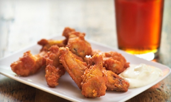 Rhode Island Alehouse - Johnston: $10 for $20 (or $15 for $30) Worth of Pub Fare and Drinks at Rhode Island Alehouse in Johnston