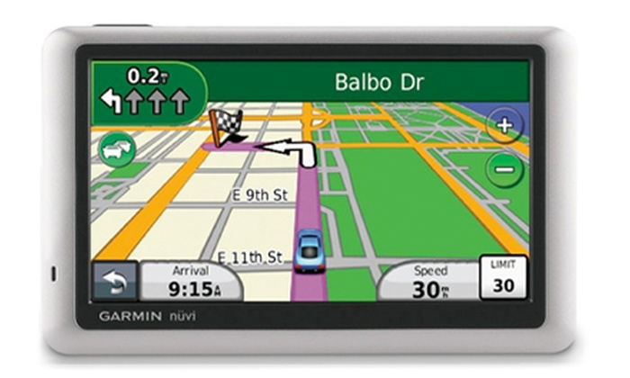 Garmin GPS with Free Lifetime Maps: $105 for a Garmin 1300 LM GPS with Free Lifetime Maps from Beach Camera (Up to $179.99 Value). Valid in the Contiguous U.S. Only.