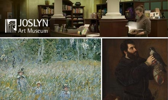 Joslyn Art Museum - Downtown Northeast: $30 for a One-Year Family Membership to the Joslyn Art Museum ($60 Value)
