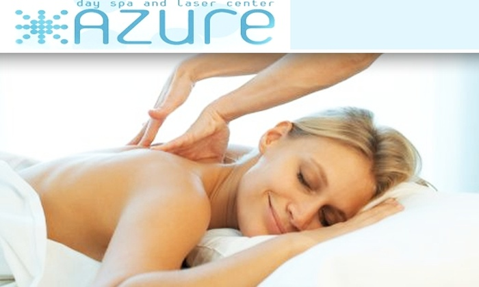 Azure Day Spa and Laser Center - Flatiron District: $49 for 75-Minute Swedish Massage at Azure Day Spa