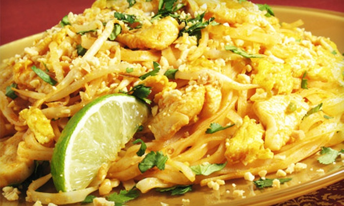 Jambalaya Restaurant - Central London: $15 for $30 Worth of Cajun, Caribbean, and Thai Fare at Jambalaya Restaurant