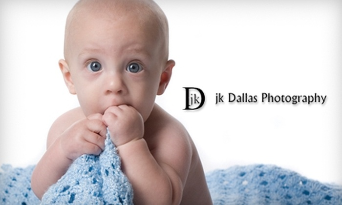 jk Dallas Photography - Downtown Columbus: $69 for Portrait Session and $50 Print Credit at jk Dallas Photography