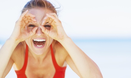 $20 for $35 Worth of Manual Spray Tanning — Tan365 spraytanning and Smile Labs laser teeth whitening