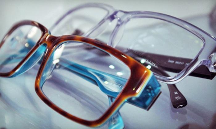 Sol Optix - Mont royal: $19 for $209 Worth of Prescription Eyewear at Sol Optix