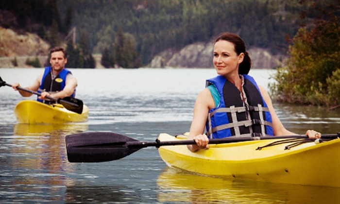 Still River Outfitters, Inc - Bolton: Concord River Kayaking Adventure for One, Two, or Four from Still River Outfitters, Inc in Bolton (Up to 56% Off)