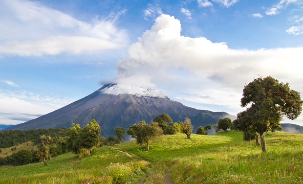TripAlertz wants you to check out ✈ 9-Day Ecuador and Amazon Tour with Airfare from Gate 1 Travel. Price/Person Based on Double Occupancy.  ✈ 9-Day Tour of Ecuador with Airfare - Tour of Ecuador & Amazon