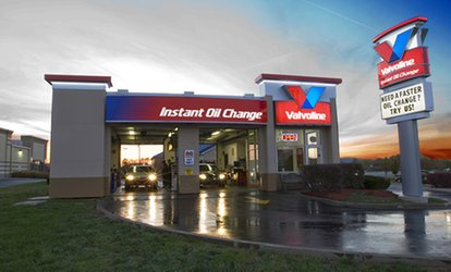 image for Conventional, Synthetic-Blend, or Full Synthetic Oil Change at Valvoline Instant Oil Change (Up to 42% Off)